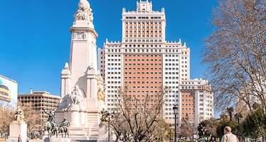 El grupo murciano Baraka comprará a Wanda el Edificio España por más de 265 millones