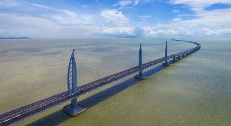 Así es el puente marítimo más largo del mundo: luces y sombras del viaducto que unirá Macao, Hong Kong y Zhuhai