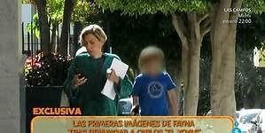 Primera imagen de Fayna tras denunciar a El Yoyas