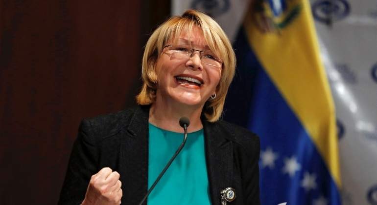 COLOMBIA: Exfiscal de Venezuela Luisa Ortega llegó a Bogotá