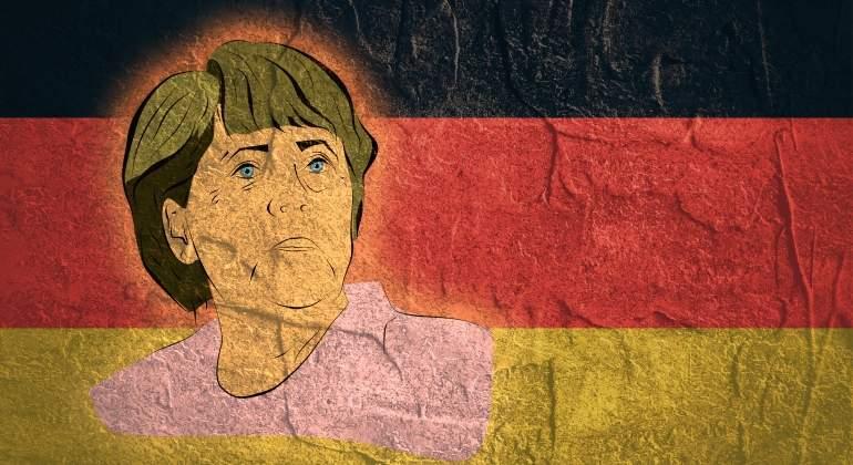 Merkel inicia los contactos con los Verdes y los liberales para formar gobierno