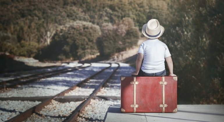 maleta-tren-getty.jpg