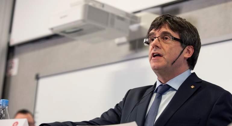 La ANC ya no rechaza un acuerdo entre JxCat, ERC y CUP que esté por encima de Puigdemont