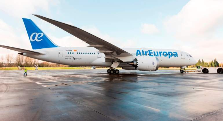 Eurofinsa construirá el nuevo hangar de Air Europa en el aeropuerto de Madrid