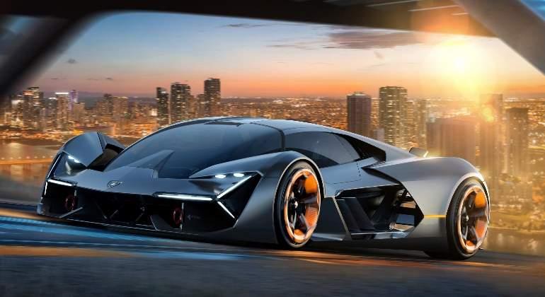 Lamborghini Terzo Millennio un espectacular superdeportivo