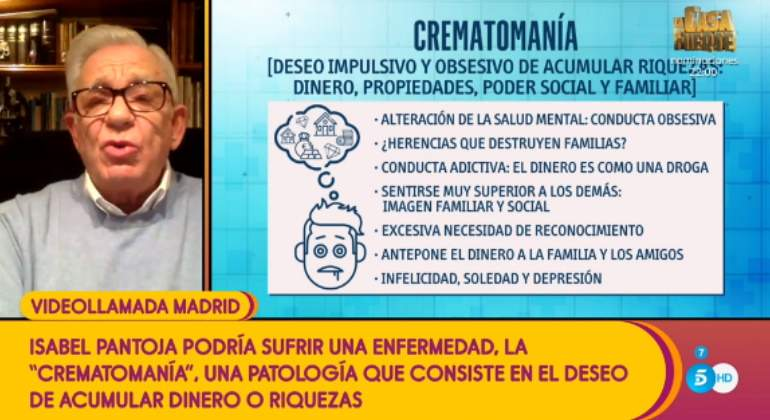 Crematomania Definicion