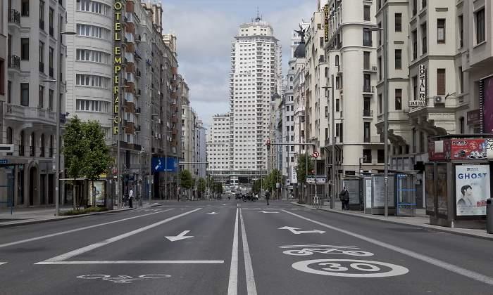 travesía que atraviesa la ciudad para autoescuela drive formación en Málaga