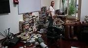 Asaltan y roban la casa del opositor venezolano Leopoldo López en Caracas