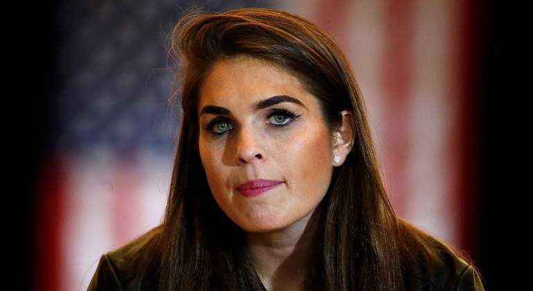 Nombran a Hope Hicks directora de comunicaciones de la Casa Blanca