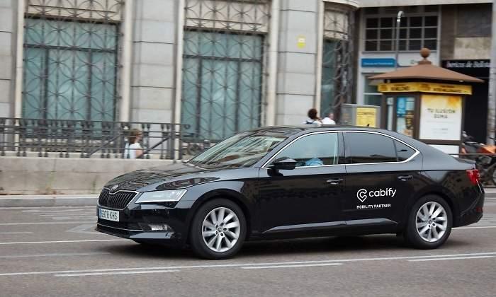 Cabify trabaja con Google para tener un coche esperando antes de pedirlo