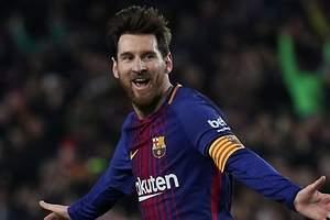 Messi abusa de un Girona suicida
