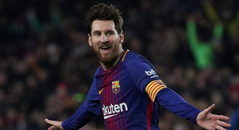 Messi y Suárez abusan de un suicida Girona