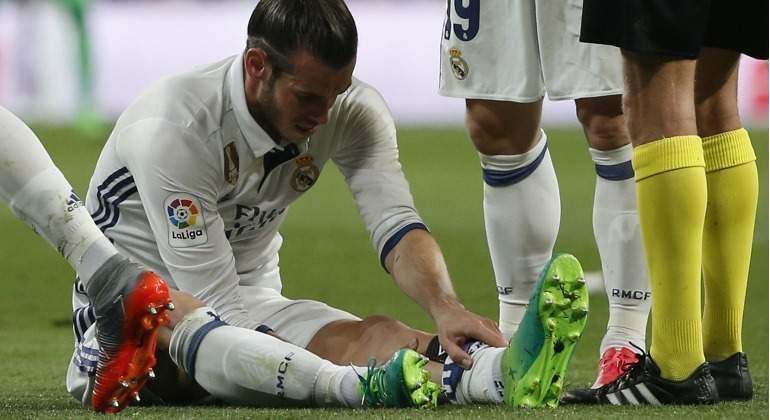 Las lesiones de Gareth Bale le crean al Real Madrid un agujero de ocho  millones de euros 4a42a5264c225
