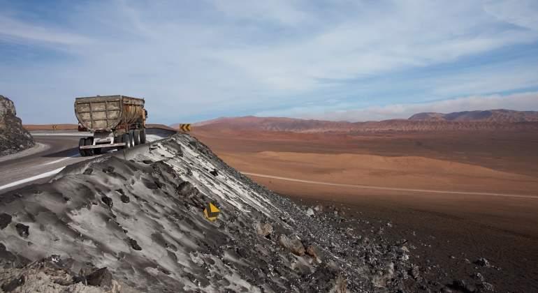 Chile Mineria