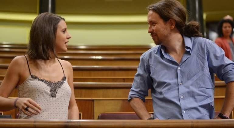 Irene Montero Y Pablo Iglesias Se Dan Un Tiempo Como Pareja
