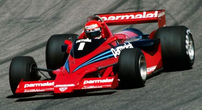 1e79a70296c54 El retorno obligado por las deudas de Niki Lauda tuvo una escala en el  equipo Brabham
