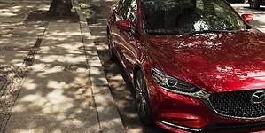 Las primeras imágenes del nuevo Mazda6: se desvelará en Los Ángeles
