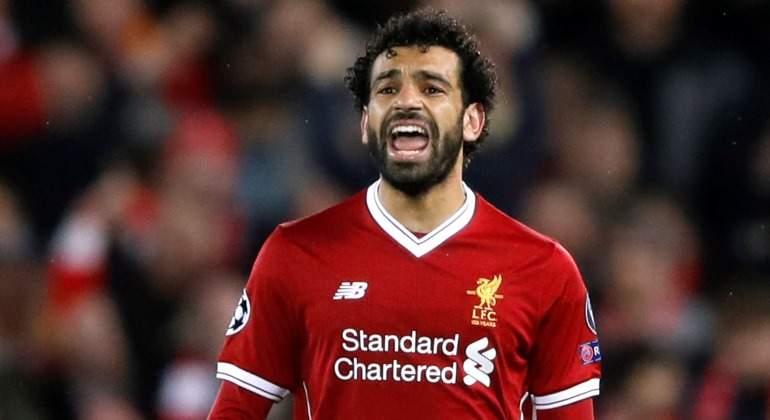 El día que Salah deseó jugar en el Real Madrid