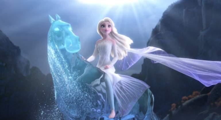 Frozen 2 Se Corona Como La Película Animada Más Taquillera