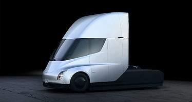 Tesla presenta Semi, su camión eléctrico