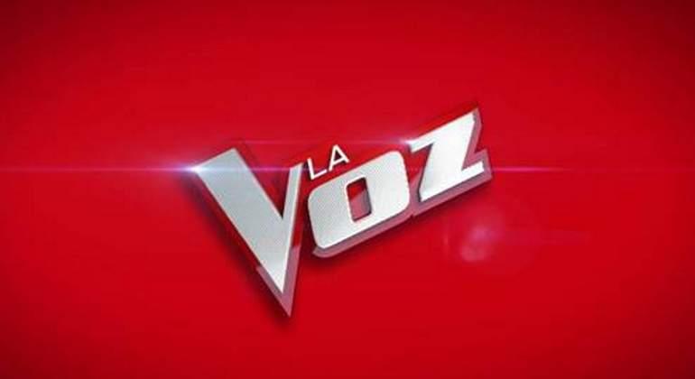 Resultado de imagen de la voz logo
