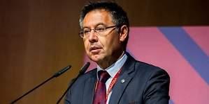 Bartomeu, presidente del Barça, se separa