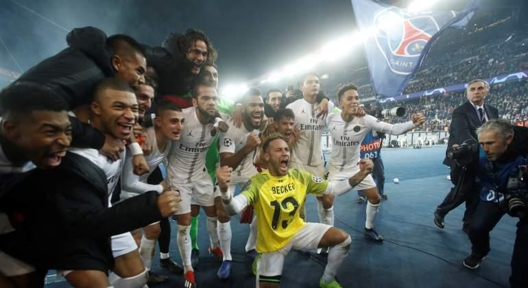El PSG se proclama campeón de la Ligue 1 por octava vez en su historia