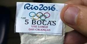 Drogas con el logo de los JJOO: lo último en Río 2016