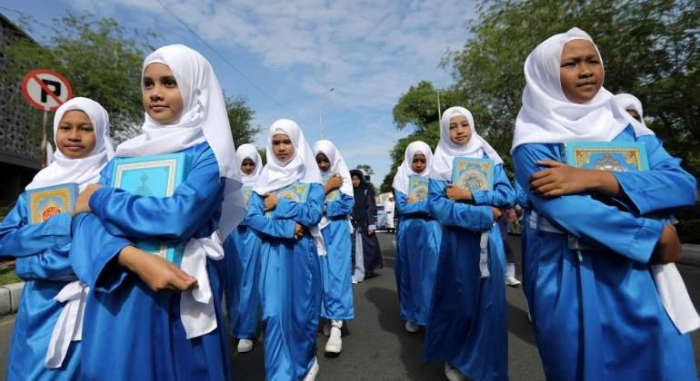 ESPAÑA: Los musulmanes españoles celebran hoy el Año Nuevo 1440