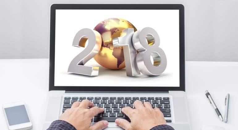 Las 18 grandes 'tecnotendencias' que moverán el mundo en 2018