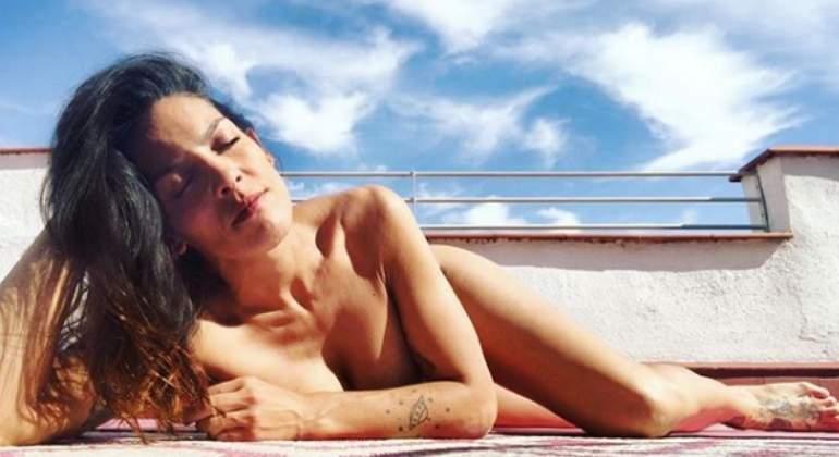 Lorena Castell Revoluciona Instagram Con Su último Desnudo