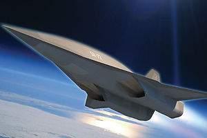 SR-72, el avión espía hipersónico