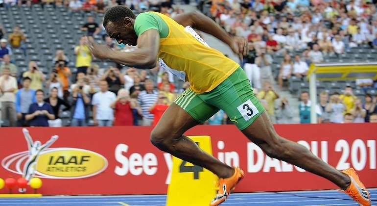 8940d27b0d Usain Bolt vs reino animal; ¿quién corre más? - EcoDiario.es
