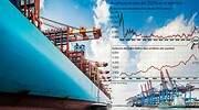 <center>Qué nos cuenta el coste de los fletes sobre la crisis del comercio mundial</center>