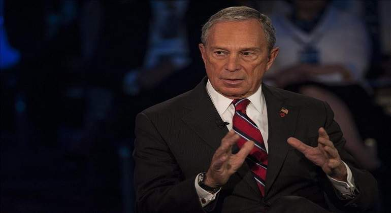 Bloomberg insta a votar por Clinton para vencer al peligroso demagogo Trump