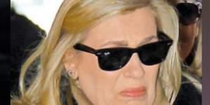 La hija de Carmen Borrego tiene un tumor