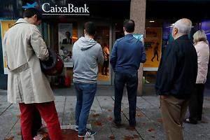 El boicot a los bancos naufraga