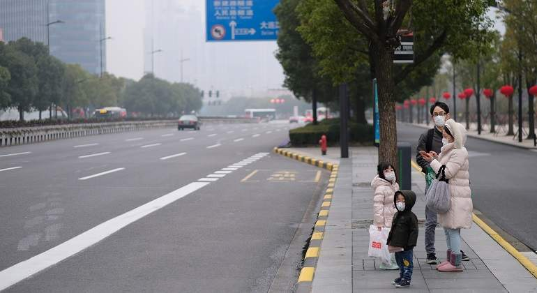Resultado de imagen para coronavirus calles vacias