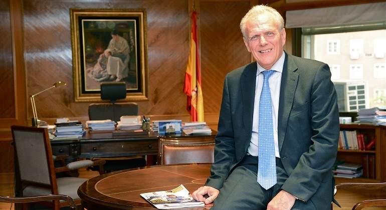 El español José Manuel García Collantes, nuevo presidente de los ...