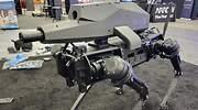 Un perro robótico diseñado para matar: tiene un rifle de francotirador montado en la espalda
