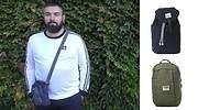 Las mariconeras, ni para hombres ni para viajar en Semana Santa: la mejor opción son mochilas made in Spain