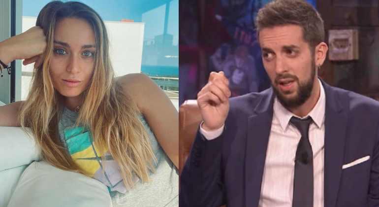 David Broncano, pillado besándose con Paula Badosa Gibert, tenista profesional de 22 años
