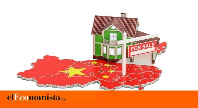 El crecimiento de los precios de la vivienda en China es el más débil en casi un año
