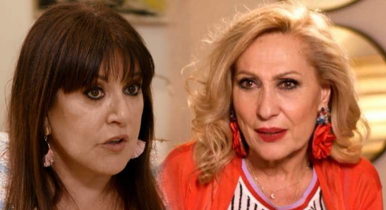 df1444a90ed4 La confesión sexual de Loles León que ruborizó a Rosa Benito: