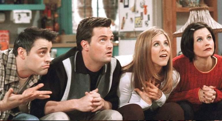 Vuelve 'Friends': los actores llegan a un acuerdo millonario para reunirse en televisión