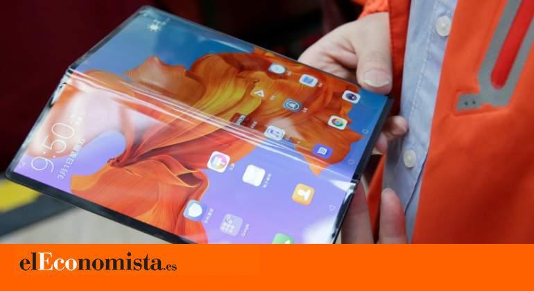 Huawei retrasa a septiembre el lanzamiento del Mate X, su smartphone plegable