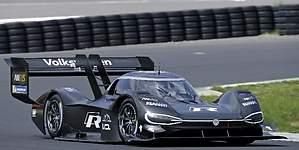 VW I.D. R Pikes Peak: así es la bestia eléctrica con la que la firma quiere destrozar el récord