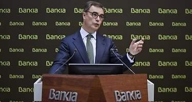 Bankia ve sostenible el dividendo y no prevé más ajustes de plantilla