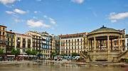 Pamplona se cuela en el foco del inversor con el modelo de construir pisos para alquilar