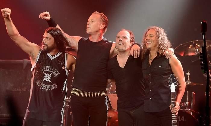 Metallica Lanzará En Noviembre Su Cd Hardwired To Self